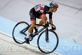 Junior men's sprint 1/4 finals. Milton International Challenge, January 10, 2015