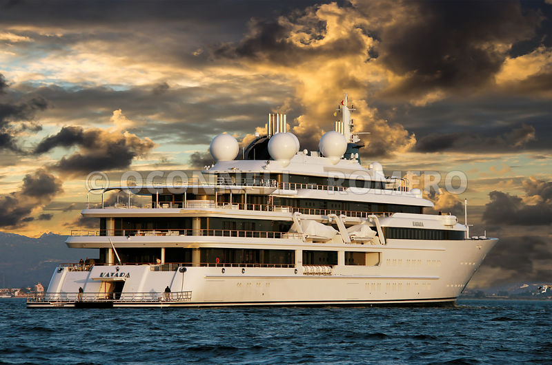 Mark O Connell Photography Superyacht Katara