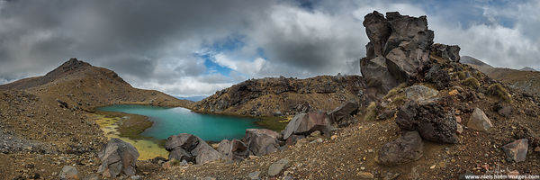 Tongariro National Park - New Zealand