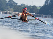 Taken during the NZSSRC - Maadi Cup 2017, Lake Karapiro, Cambridge, New Zealand; ©  Rob Bristow; Frame 2374 - Taken on: Saturday - 01/04/2017-  at 10:54.09