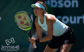 2019, Tennis, Charleston, Volvo Car Open, United States, Apr 3