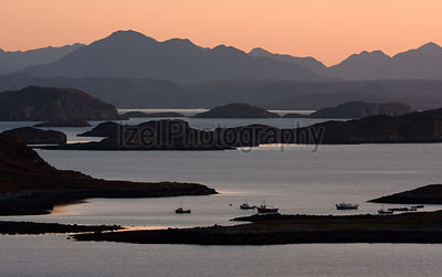 Summer Isles, Scottish Highlands - Landscape Photography