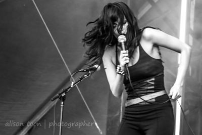 Delila Paz, The Last Internationale, Aftershock 2014