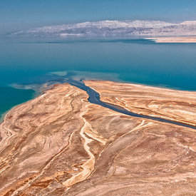 The Sea of Salt, Looking Into the Dead Sea