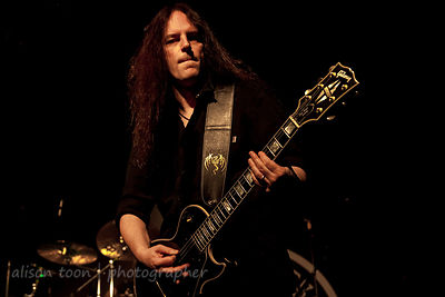 Marcus Siepen, guitar, Blind Guardian