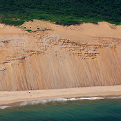 Sand Cliffs. Cape Cod National Seashore, Truro