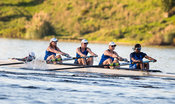 Taken during the World Masters Games - Rowing, Lake Karapiro, Cambridge, New Zealand; Tuesday April 25, 2017:   6492 -- 20170...