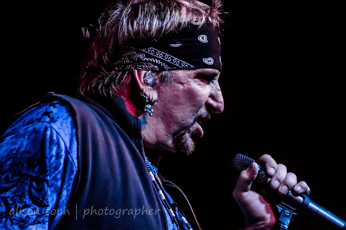 Jack Russell's Great White live in Sacramento 2013