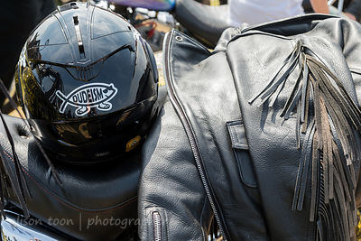 CROMER, NORFOLK, 26 May 2018: Cromer Bike Meet 2018, raising funds for East Anglian Air Ambulance.