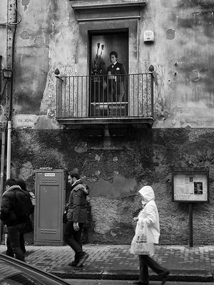 Street Photography in Caltagirone #24