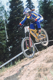 MARLA STREB TELLURIDE, USA. TISSOT MOUNTAIN BIKE WORLD CUP 2002