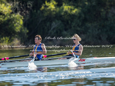 Taken during the World Masters Games - Rowing, Lake Karapiro, Cambridge, New Zealand; Tuesday April 25, 2017:   5264 -- 20170...