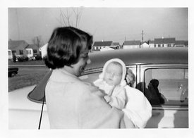 Mom_in_our_new_neighborhood_with_me__826_E_Loockerman_St