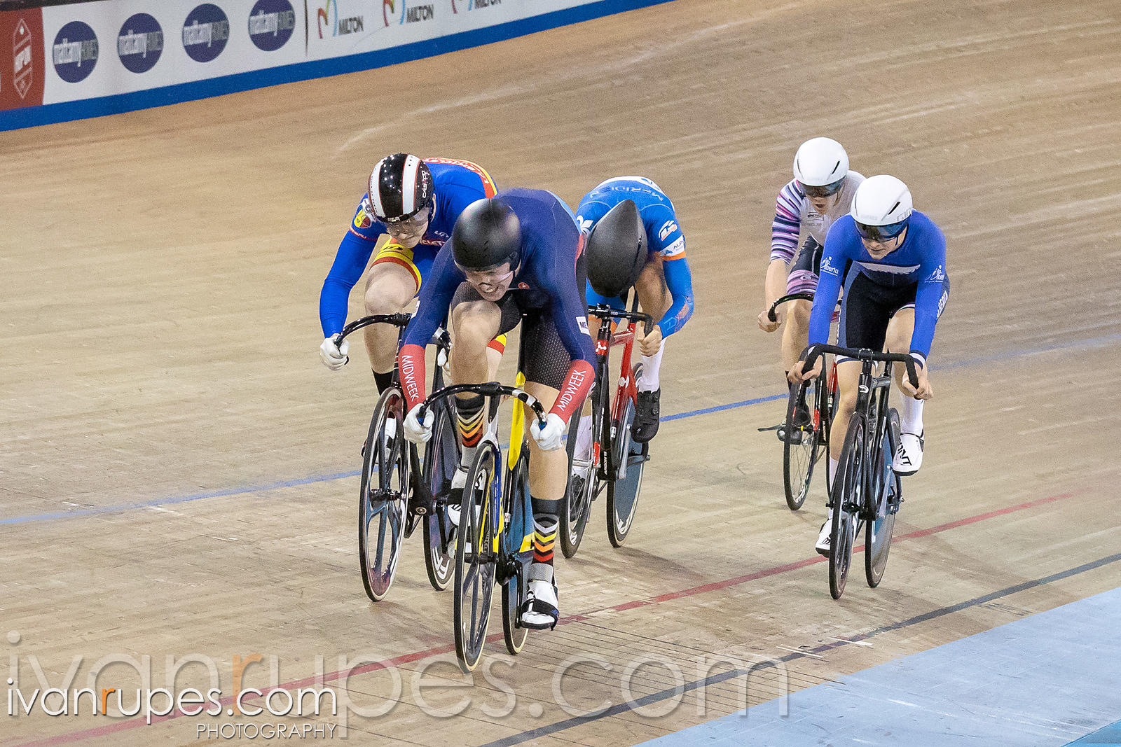 Ontario Track Championships, March 3, 2019