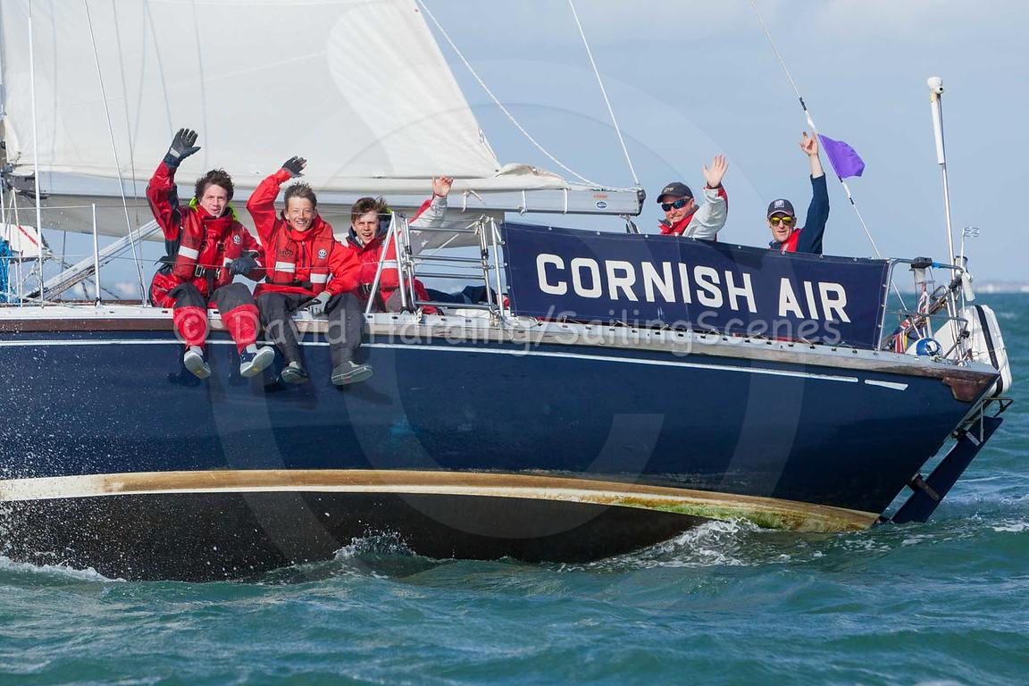 Cornish Air, GBR2636R, Rustler 31, 20160702770