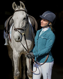 Horse and Country TV Photoshoot Gemma Tattersall.