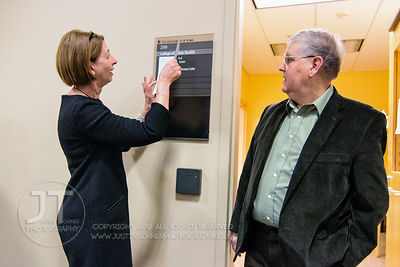 Bill Clarke Conference Suite Dedication, October 28, 2014