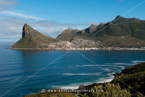 View from Chapman's Peak drive, Cape Town, South Africa