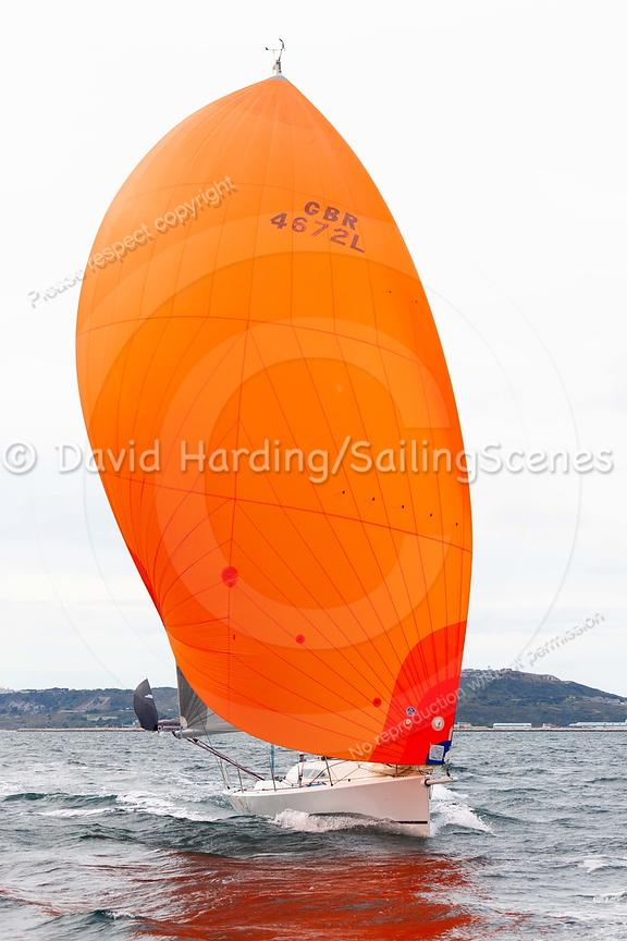 Qu' au Rhum 2, GBR4672L, Archambault Grand Surprise, Weymouth Regatta 2018, 20180908938.