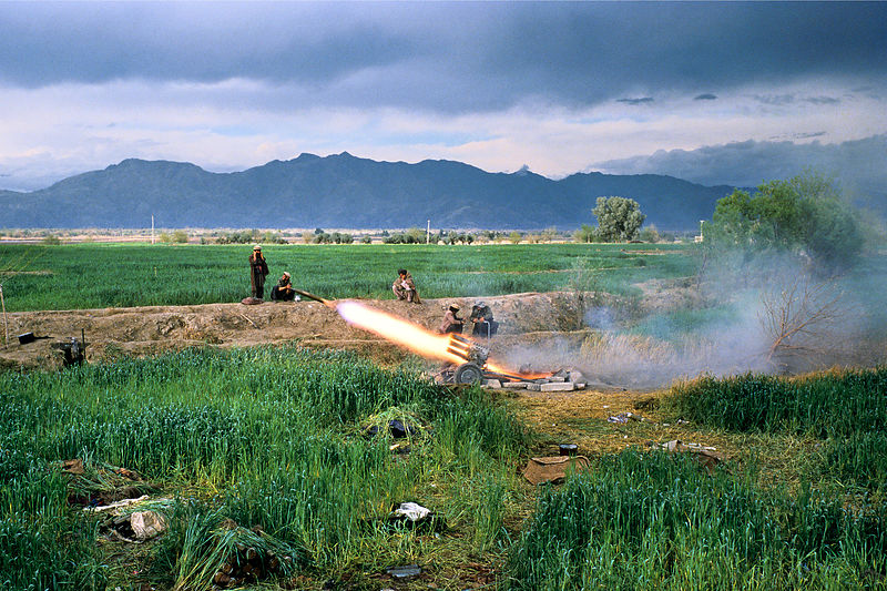 Afghanistan: The battle of Jalalabad