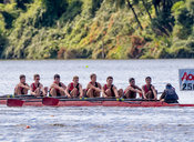 Taken during the NZSSRC - Maadi Cup 2017, Lake Karapiro, Cambridge, New Zealand; ©  Rob Bristow; Frame 1475 - Taken on: Friday - 31/03/2017-  at 15:43.49