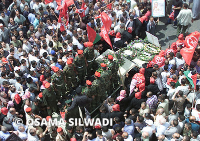 The Assassination of Secretary-General of the Popular Front for the Liberation of Palestine Abu Ali Mustafa