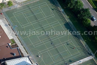 Tennis Courts, Highwoods, Essex