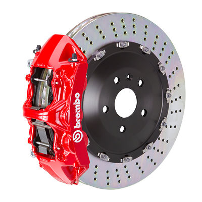 Brembo Performance N-Caliper (6-Piston)