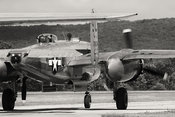 "B-25 ""Yankee Warrior"" Starting #2 Engine"