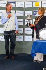 Prizegiving, International Paint Poole Regatta 2016, 20160530585