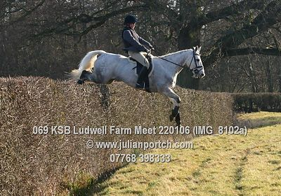 2006-01-22 KSB Ludwell Farm Meet