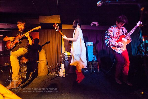 Deerhoof at the Mill