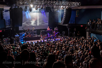 Marillion tour 2016, Washington