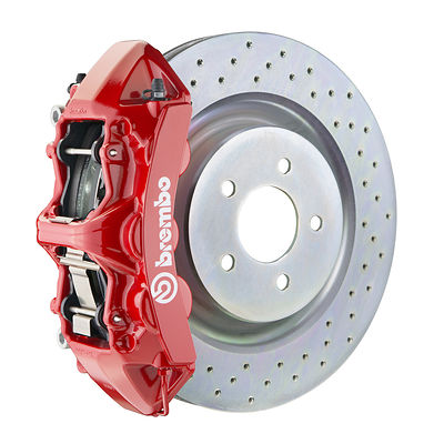 Brembo Performance L-Caliper (6-Piston)
