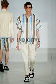 Lou Dalton London SS17 Menswear