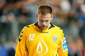 Ivan STEVANOVIĆ of PPD Zagreb during the Final Tournament - Final Four - SEHA - Gazprom league, semi finals match, Varazdin, ...