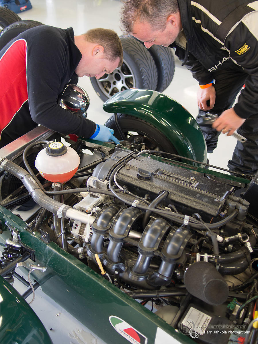 United Kingdom - Silverstone (Caterham Preparation II)