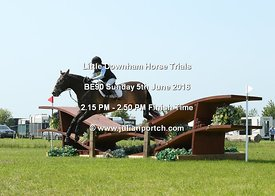 Little Downham Horse Trials (Sunday 5th June 2016) BE90 Finish Time (2.13PM to 2.50PM)