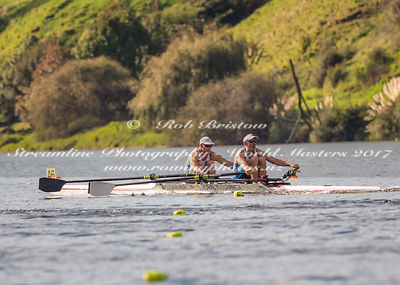 Taken during the World Masters Games - Rowing, Lake Karapiro, Cambridge, New Zealand; Tuesday April 25, 2017:   5788 -- 20170...