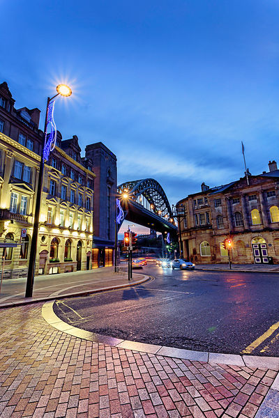 Gateway to the Tyne