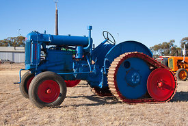 Fordson Major crawler tractor