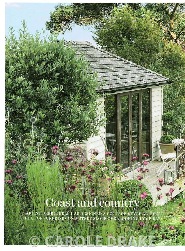 Little Cliff, Dorset, Country Homes and Interiors, July 2016
