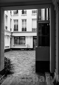 Rue de Berry Paris 8th
