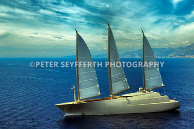 Mark O Connell Photography Superyacht Images