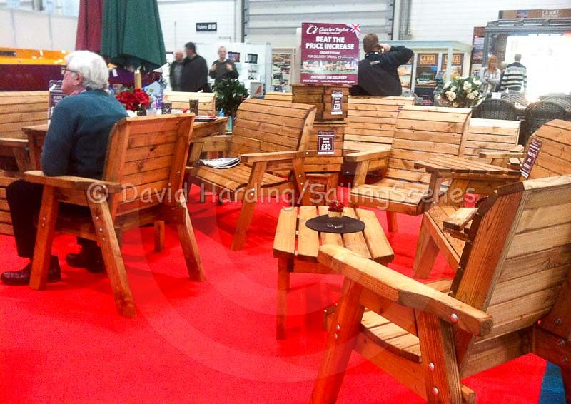 Take a seat – or should that be teak a seat?