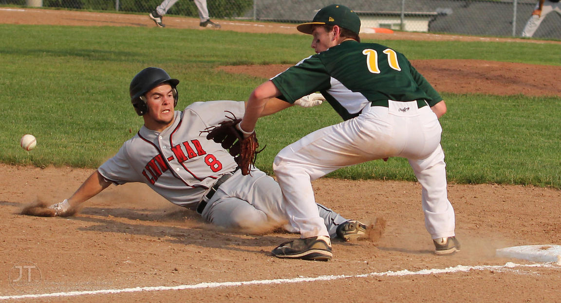 Baseball - Iowa City West Sophomore vs Linn-Mar 6/6/11