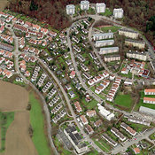 Residential area, Salzert
