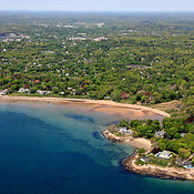 Curtis point, Patch Beach And Beverly Cove, Beverly