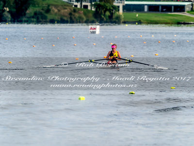 Taken during the NZSSRC - Maadi Cup 2017, Lake Karapiro, Cambridge, New Zealand; ©  Rob Bristow; Frame 2061 - Taken on: Satur...