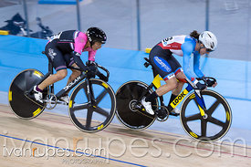 Women Points Race. Milton International Challenge, Mattamy National Cycling Centre, Milton, On, September 30, 2016